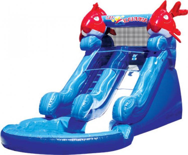 12ft Lil Kahuna Water Slide