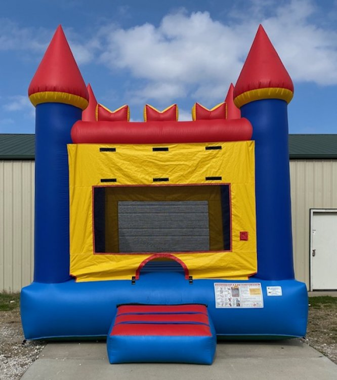 Castle Bounce House (Large)