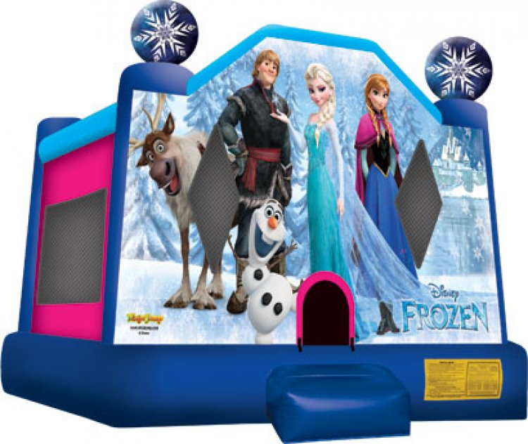 Frozen Large Bouncer