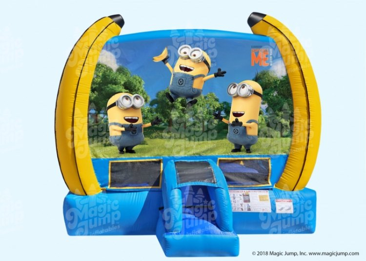 Despicable Me Large Bounce House