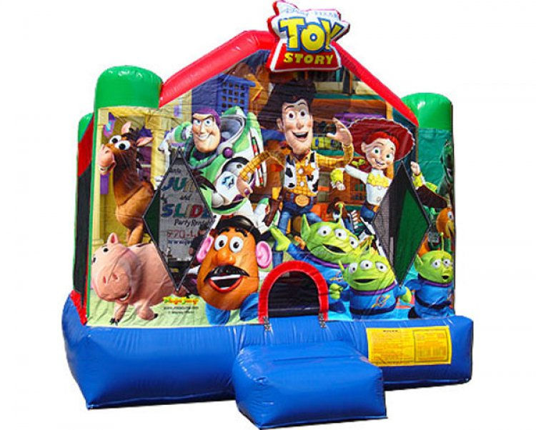 Toy Story Medium Bounce House