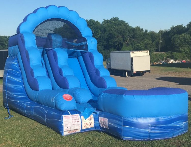13ft Sea Breeze Water Slide