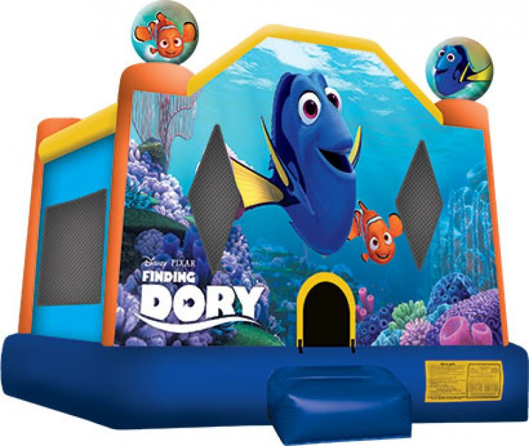 Finding Dory Large Bouncer