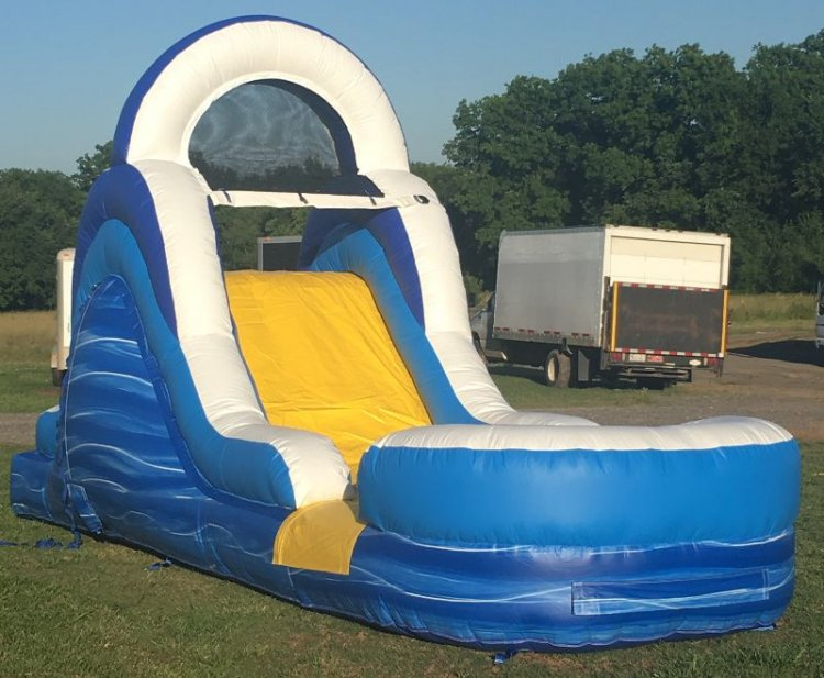 12ft Summer Splash Water Slide