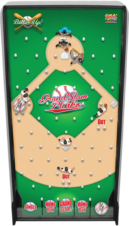 Grand Slam Plinko (case game)