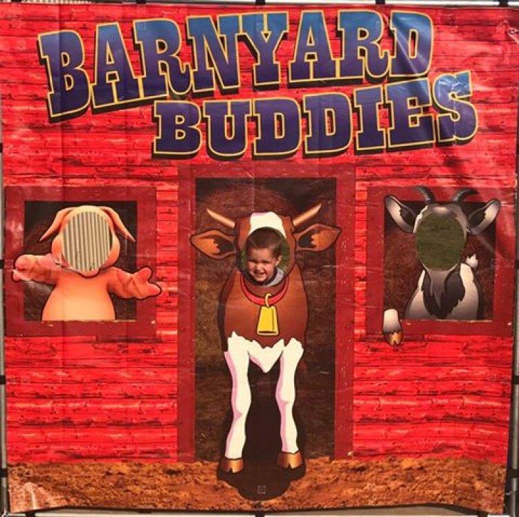 Photo Frame Barnyard Buddies