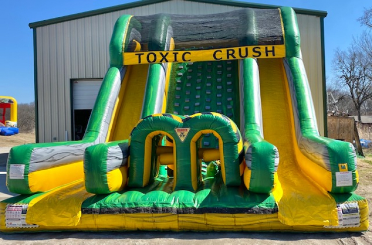 Danger Zone Rush Obstacle Course