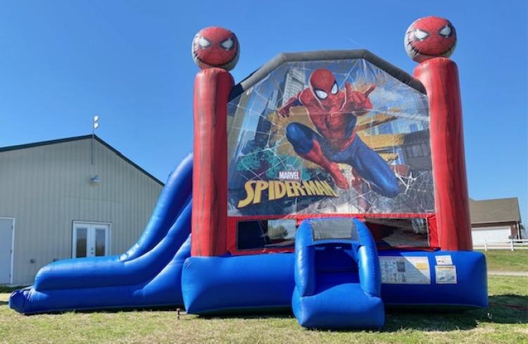 Spider Man Combo (Dry)